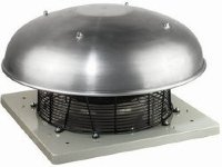 Вентилятор Systemair DHS 355E4 sileo roof fan